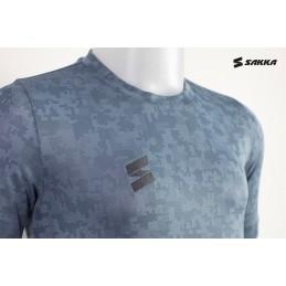 Muška sportstka majica CAMOD GREY sive boje