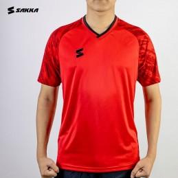 Muška sportstka majica DIE HARD RED crvene boje