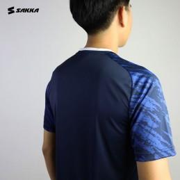 Muška sportstka majica DIE HARD NAVY plave boje
