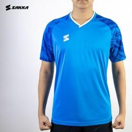 Muška sportstka majica DIE HARD BLUE plave boje