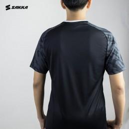 Muška sportstka majica DIE HARD BLACK crne boje