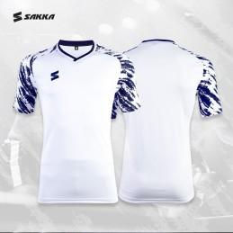 Muška sportstka majica DIE HARD WHITE bijele boje