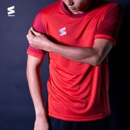 Muška sportska majica ARC RED crvene boje