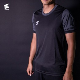 Muška sportska majica ARC BLACK crne boje