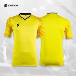 Muška sportstka majica DIE HARD YELLOW žute boje