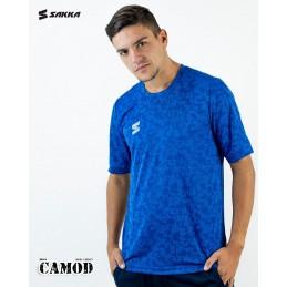 Man sport t-shirt CAMOD ROYAL