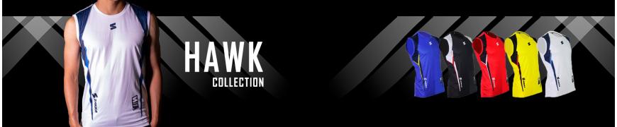 Online trgovina sportske opreme: kolekcija majica Hawk| Sakkasport.eu